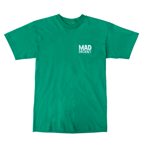 Logo Tee - Kelly Green