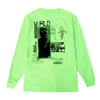 World Long Sleeve Tee
