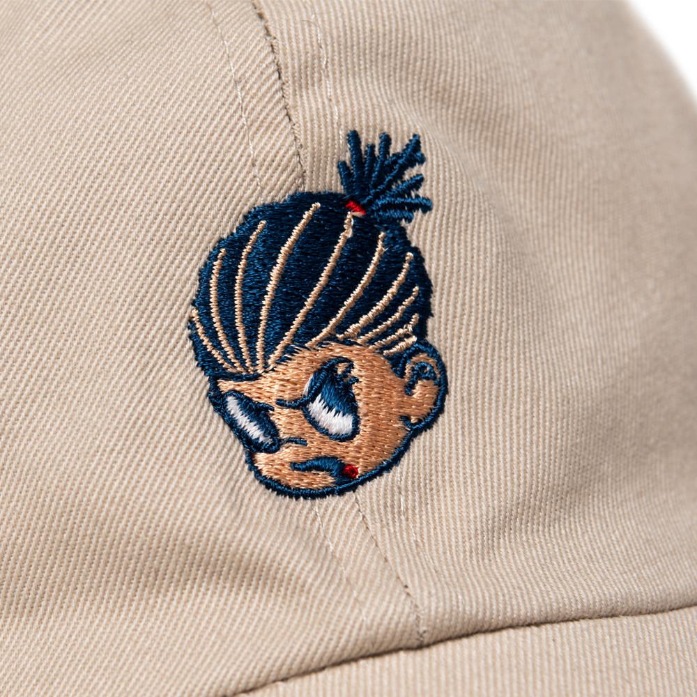 Mad Decent - 'Pip' Embroidered Dad Hat