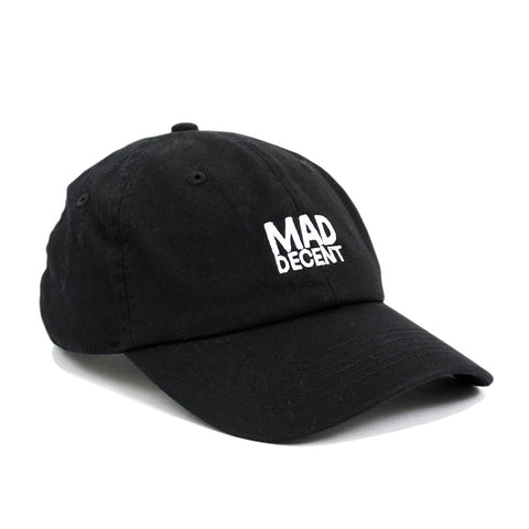 Mad Decent - Main Logo 6-Panel Hat