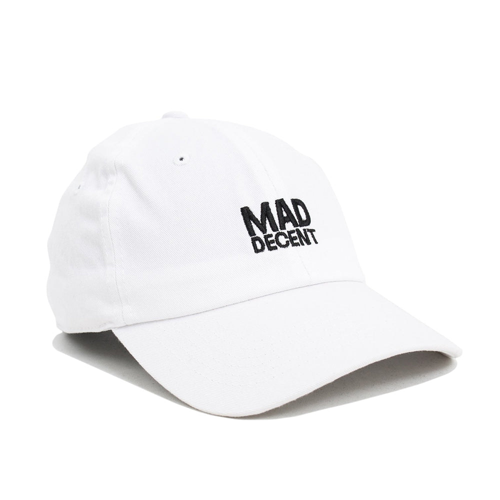 15c12215821 Mad Decent - Main Logo 6-Panel Hat – Mad Decent Official Store