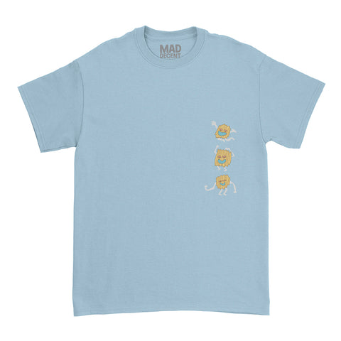 "Anna Lunoe - ""303"" Tee (Light Blue)"