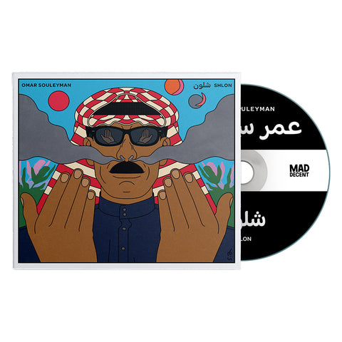 Omar Souleyman - 'Shlon' CD + Digital