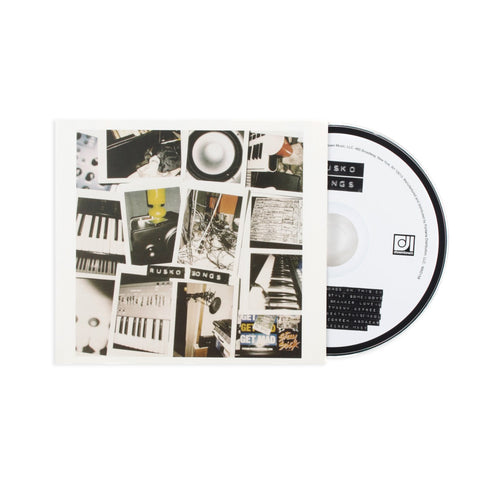 Rusko - 'Songs' CD