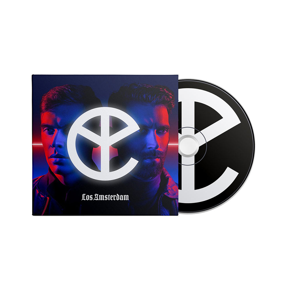 Yellow Claw - 'Los Amsterdam' CD