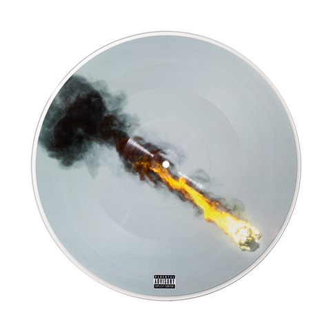 Sebastian Paul - 'Trojan Horse' Picture Disc