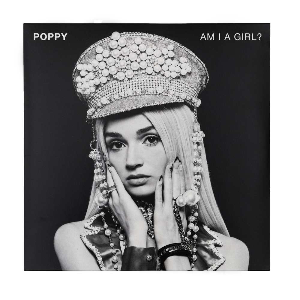 Poppy - 'Am I A Girl?' 2XLP