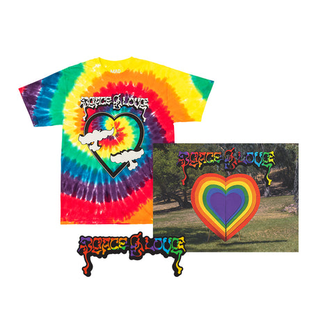 Dylan Brady - 'Peace & Love' Bundle