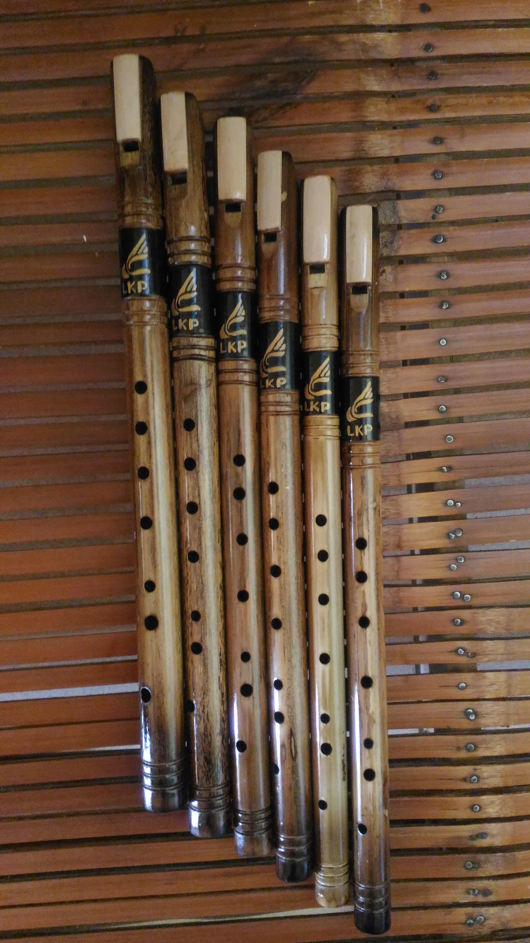 Eryk's Instruments - Bamboo Flute