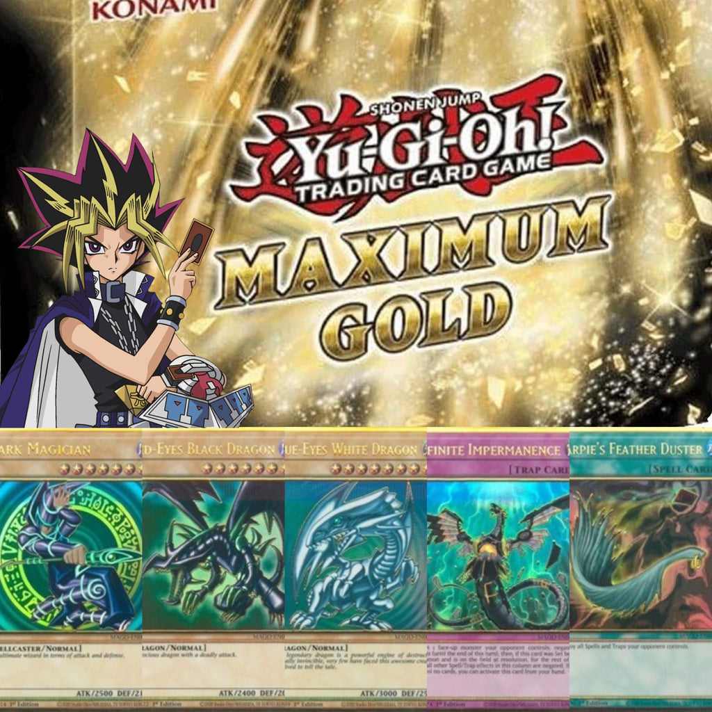 Maximum Gold Releases Today!