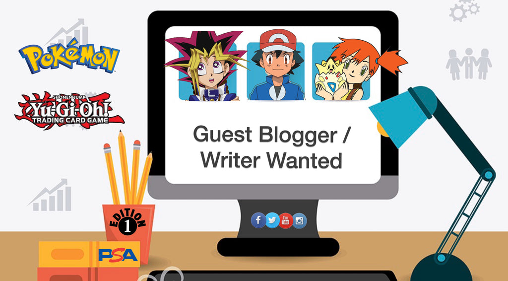 Guest Bloggers & Writers Wanted!