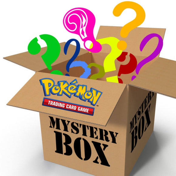 Pokemon Mystery Packs! *Vintage* & NEW