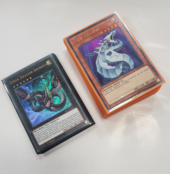 Yugioh Complete Cyber Dragon Deck