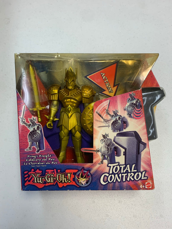 Yugioh King's Knight Total Control Toy Model Action Figure in Box