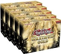 Yugioh Maximum Gold Display 1st Edition (Sealed)