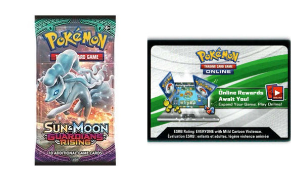 Guardians Rising PTCGO Code Pokemon TCG Online (Emailed)
