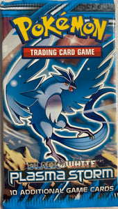 Pokemon Plasma Storm Pack Booster-Pack (Articuno Art)