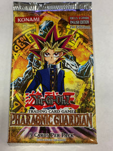 Yugioh Pharaonic Guardian Booster-Pack (1st Edition)