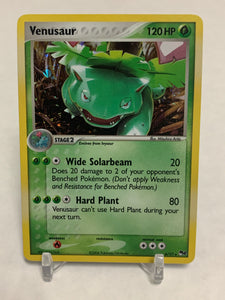 Pokemon Venusaur 6/17 Holo Rare POP Series 2 2006 (Near Mint, NM)