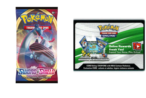 Sword & Shield PTCGO Code Pokemon TCG Online (Emailed)