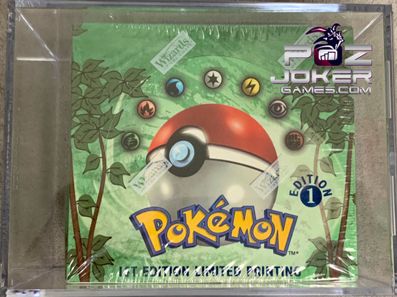 Pokemon Jungle 1st Edition Box (Sealed)