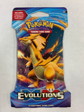 Pokemon XY Evolutions Blister Booster-Pack Sealed (Charizard Artwork)