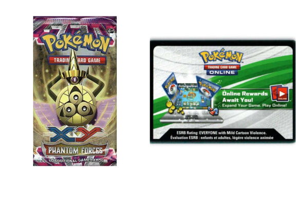 Phantom Forces PTCGO Code Pokemon TCG Online (Emailed)