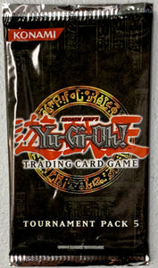 Yugioh Tournament Pack 5 Booster-Pack