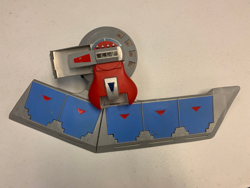 Yugioh Battle City Duel Disk Card Launcher Toy 1996 Kazuki Takahashi (As-Is)