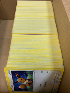 Pokemon 500 Cards Lot Bulk Commons & Uncommons ONLY Wholesale Bundle Collection ($0.06 per card)