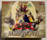 Yugioh Ancient Sanctuary 1st Edition Booster Box (Sealed) German