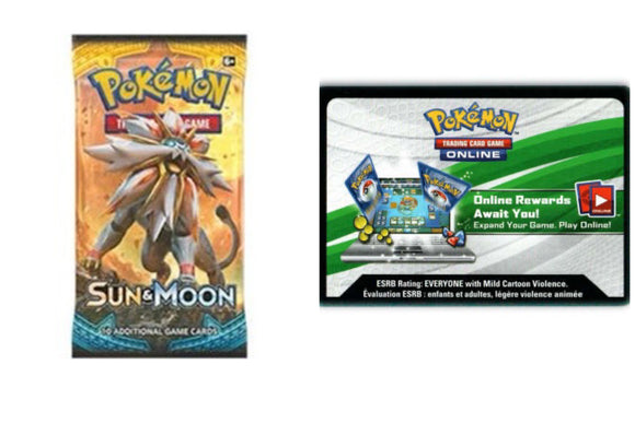 Sun & Moon Base Set PTCGO Code Pokemon TCG Online (Emailed)
