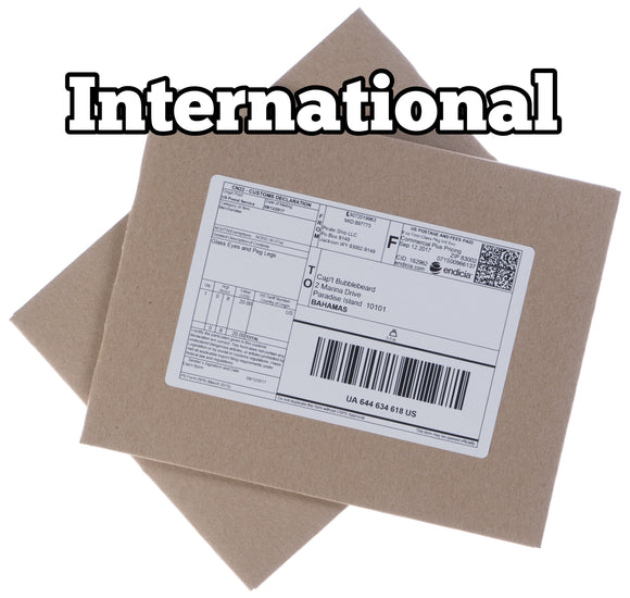 *LIVE BREAK* INTERNATIONAL FIRST CLASS TRACKING Shipping! ($14.99)