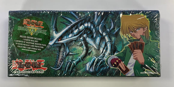 Yugioh Starter Deck Joey Deluxe Edition Box - Factory Sealed