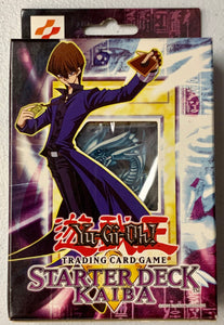 Yugioh Starter Deck Kaiba (Unlimited) Sealed