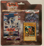 Yugioh GX Next Generation Blister 3 Booster-Pack White-Horned Dragon NEW (Sealed)