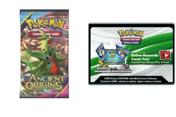 Ancient Origins PTCGO Code Pokemon TCG Online (Emailed)