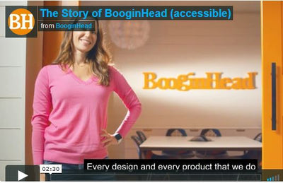The Story of BooginHead: Watch our Video!