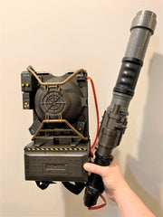 Ghostbusters proton pack toy