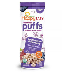 HappyBaby superfood Puffs Target.com