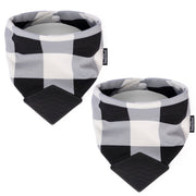 NEW! 2-Pack Bandana Teether Bibs
