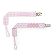 2-Pack Pacifier Clips