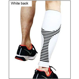 1 PCS Basketball Football Leg Sleeves Calf Compression Running - Alilight.net