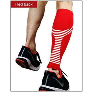 1 PCS Basketball Football Leg Sleeves Calf Compression Running Cycling Shin Guards UV-Protector Soccer Outdoor Sport Protector