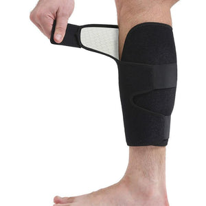 1 Piece Neoprene Compression Calf Sleeve Adjustable Calf Support - Alilight.net