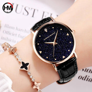 Fashion Fantasy Star Belt Women's Personality watches - Alilight.net