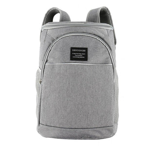18L Thick oxford thermal bag cooling backpack - Alilight.net