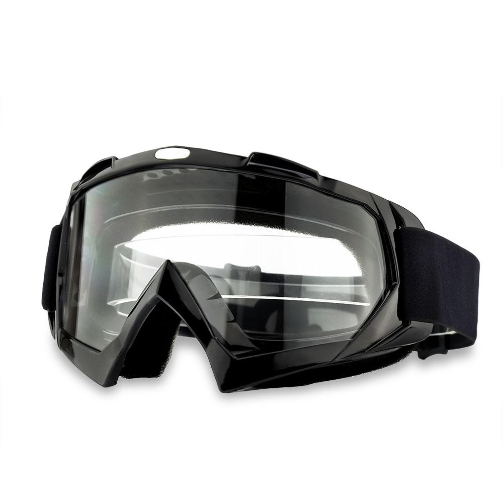 Motorcycle Riding Goggles Outdoor Glasses Motor Eyewear Cycling Wind Protection - Alilight.net