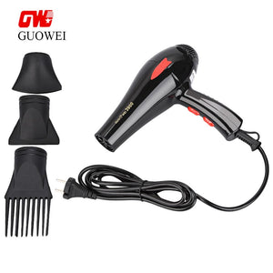 Guowei GW - 3900 Portable Powerful Electric Traveller Compact Hair Dryer - Alilight.net