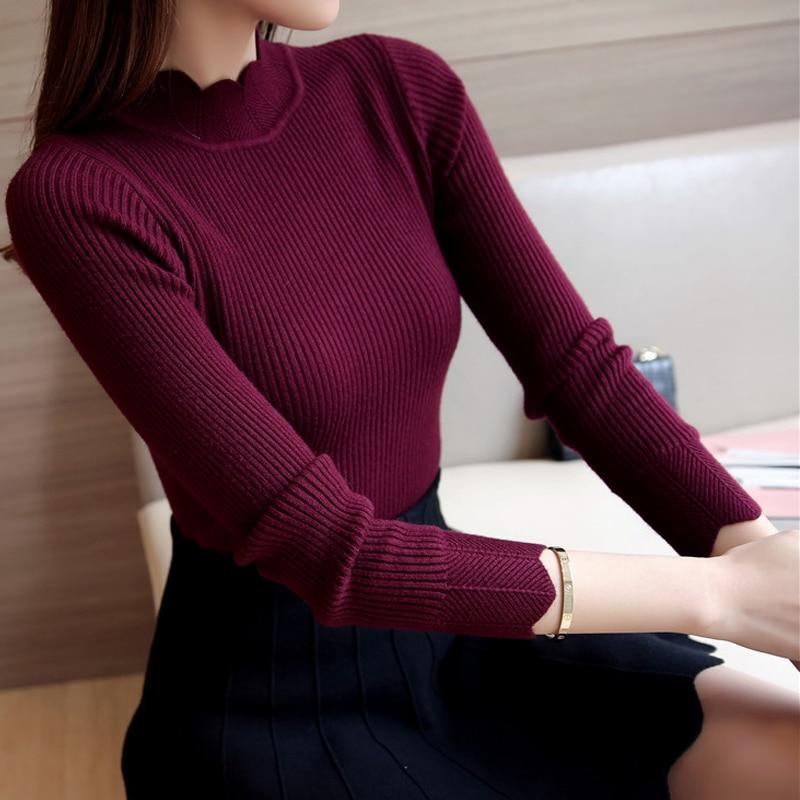 2019 Korean Fashion Women Sweaters and Pullovers - Alilight.net